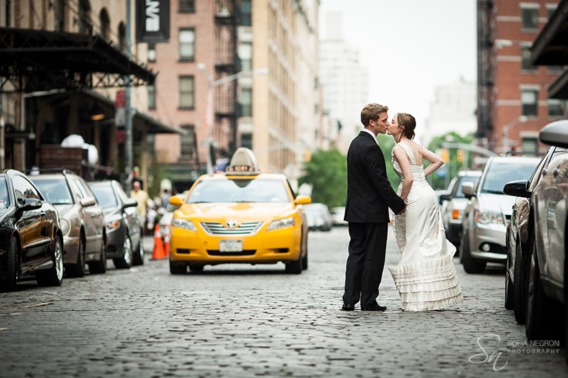 City Wedding New York