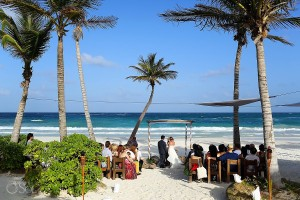 Tulum Barefoot Destination Wedding